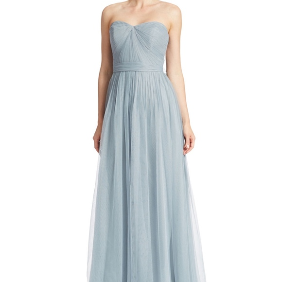 sold worldwide best sell amazing price Adrianna Papell Strapless Tulle Convertible Gown